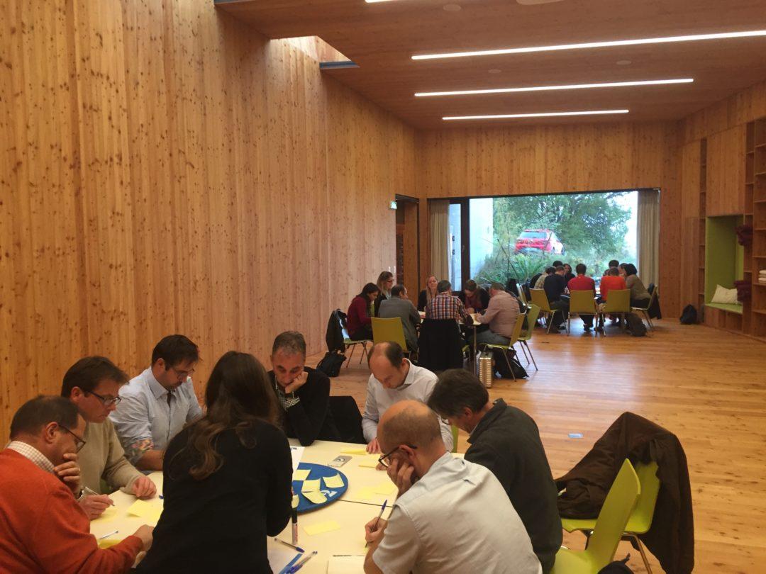 Ateliers d'idéation et de prototypage pour le projet Mountaincraft (UNIL)