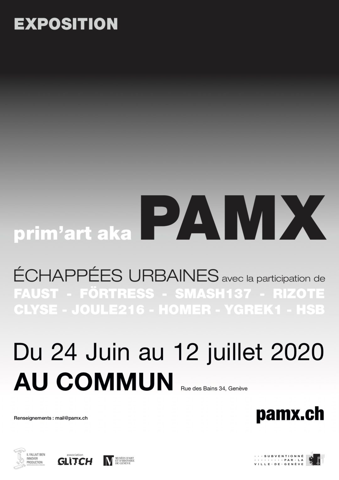 PAMX – Art et interstices