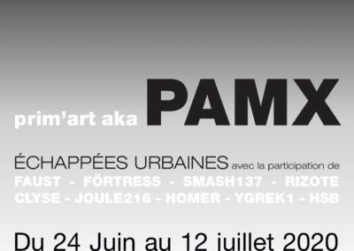 PAMX – Art et interstices